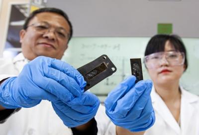 科学家新研发碳纳米管 助力制备下一代超音速飞机隔热板