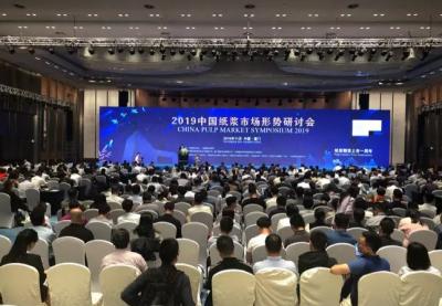 2019中国纸浆市场形势研讨会召开 造纸协会公布最新造纸行业数据
