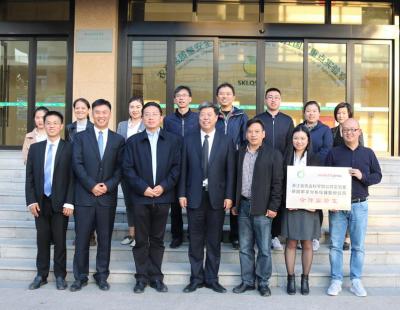 德国耶拿分析仪器公司与浙江农科院公共实验室签署合作共建协议