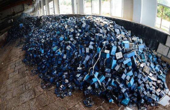 四川将从严治理废铅蓄电池污染 开展联合惩戒