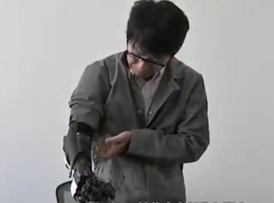 仿生假肢竟然可以用3D打印技术制造出来了