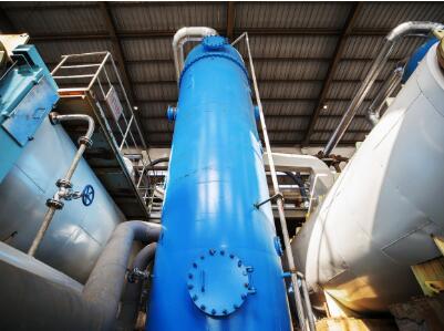 嘉兴电厂燃煤耦合污泥项目建成投产 一年吃掉14万吨污泥