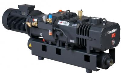 格南登福里其乐干式无接触螺杆式真空泵:碳氢清洗的理想之选