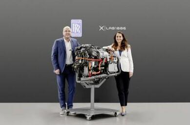 梅赛德斯-奔驰支持罗尔斯•罗伊斯电力系统开展固定式燃料电池试点