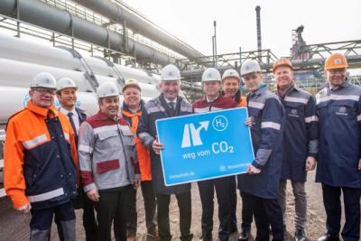 钢铁行业有望迎来新变革 助力减少二氧化碳排放量