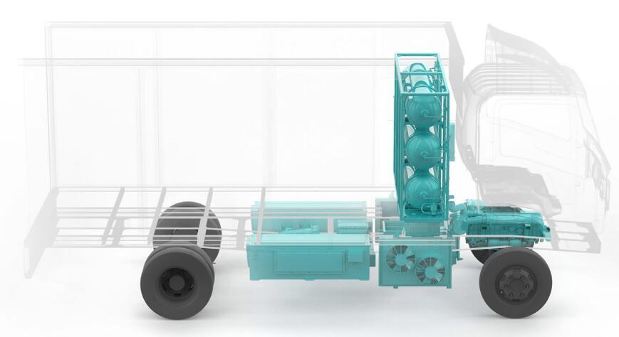 重塑科技明年将发布新一代氢燃料电池发动机