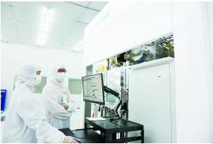 烁科中科信自主研发的离子注入机正进入各大集成电路制造厂商