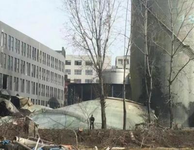 浙江海宁污水罐坍塌事故被指罕见 业内人士这样说