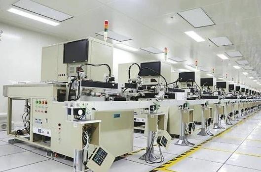 行业第一!全国首个石英晶体谐振器工业4.0智慧工厂建成