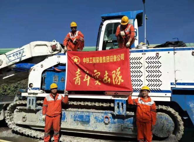 喜讯!中铁装备两台悬臂掘进机分别在福建和深圳始发