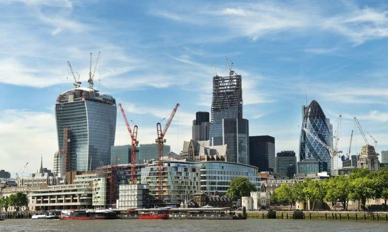 方程式盖摩天大楼!伦敦大学开发基于一级方程式的新型振动控制设备