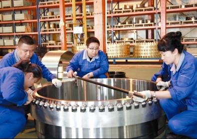 瓦轴集团研发出两种规格新型天文望远镜配套轴承