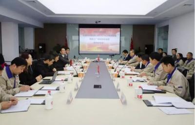 新进展!凯盛科技集团召开8.5代TFT-LCD玻璃基板智能工厂项目启动会