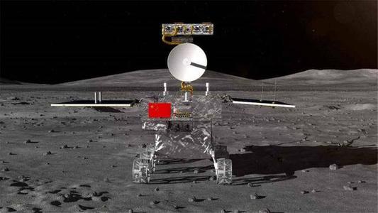 破紀錄!玉兔二號成49年來工作時間最長月球車