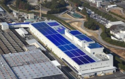 三菱汽车公司将利用废旧电池打造光伏储能系统为工厂供电