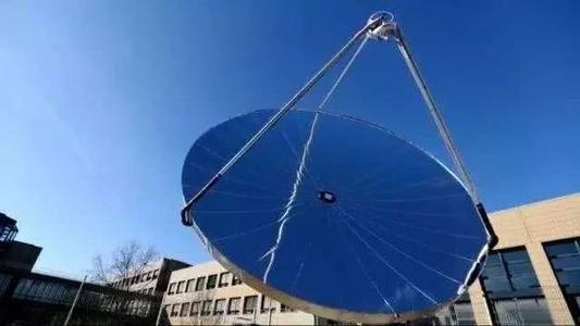 国内首个太阳能燃料生产示范工程落地兰州新区