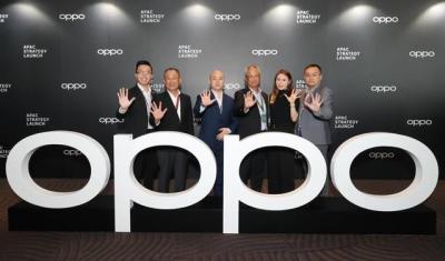 OPPO在吉隆坡成立亚太中心,5G CPE T1成体积最小5G路由器