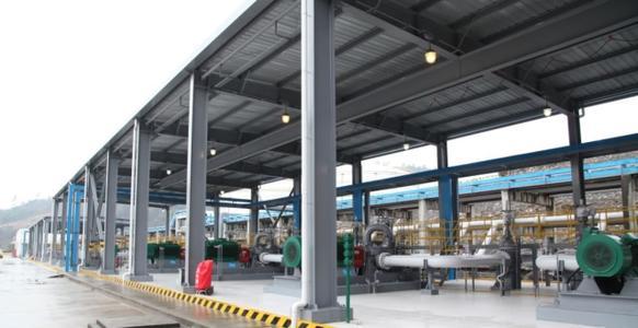 国内首套成品油管道企业电力储能系统在华南投运