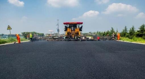 中大机械两项世界级创新成果闪耀济青高速公路项目