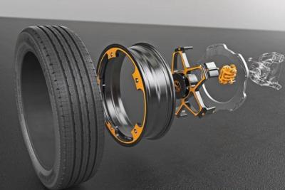 前景广阔!轮胎巨头竞相开发EV专用胎创新整个轮胎行业
