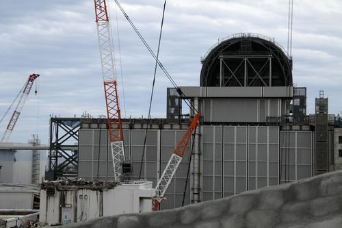 福岛核电站3号反应堆内部曝光 辐射量惊人