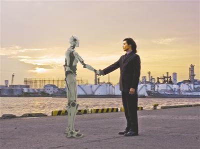 你愿意跟机器人聊天吗?会不会有点尬?