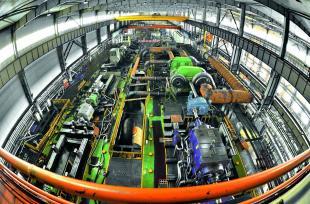 沈鼓集团打造全国最大压缩机产业基地 自主研发打造大国重器