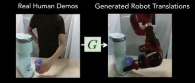 增强模仿学习的新框架AVID:让机器人自主学习多阶段任务