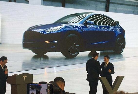 特斯拉国产Model 3正式批量交付 Model Y启动量产