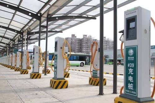 昆明率先出台充换电站配套设施地方标准 推动新能源汽车发展