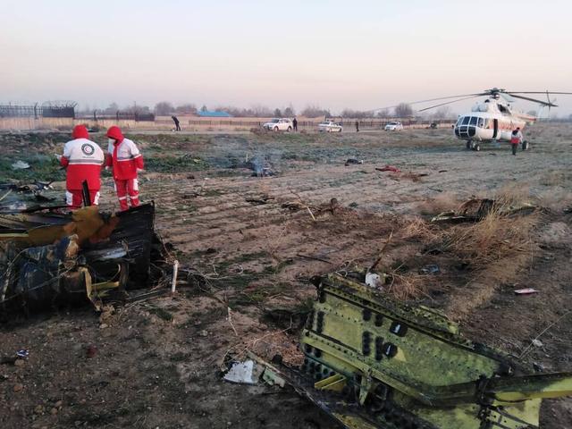 乌克兰客机伊朗坠毁180人全部遇难 又是波音737