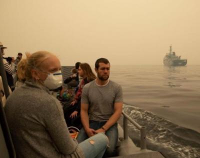 雷神为澳山火捐款:数千人逃难5亿动物死亡生态环境该如何修复