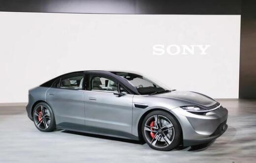 索尼发布原型电动汽车Vision-S 33个传感器可展示全息影像