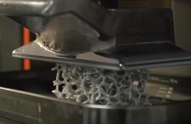 """全新3D打印技术,竟能从溶液中""""拉""""出来比传统要快100倍"""