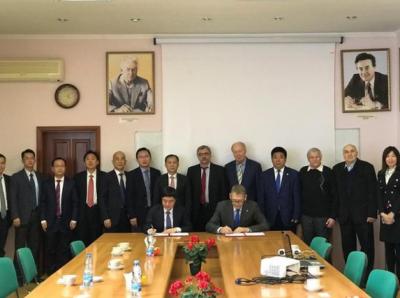 首个中乌新材料平行实验室落户广州 打造新材料产业高地