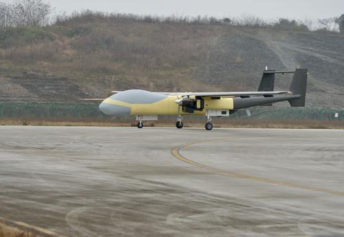 全球首款大型三发通用无人机首飞成功 可抢险救灾森林防火