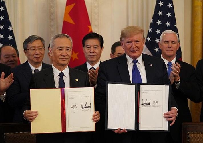 中美签署第一阶段经贸协议,知识产权保护被加强