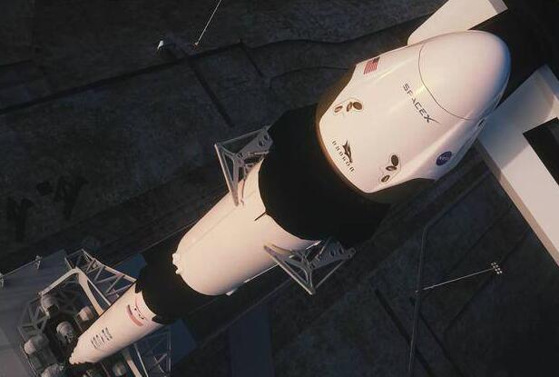 马斯克要炸火箭?为验证SpaceX应对火箭灾难性事故的能力