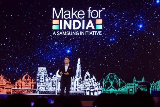 三星拟5亿美元在印度建手机屏幕工厂 重夺印度市场领先地位