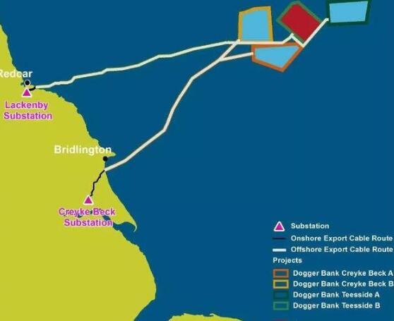 西门子中标能源巨头Dominion Energy弗州2.64GW海上风电