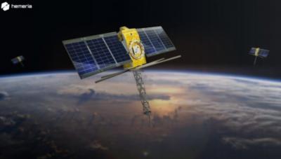 法国创企Kinéis获得1亿欧元融资,计划建设25颗卫星组网星座