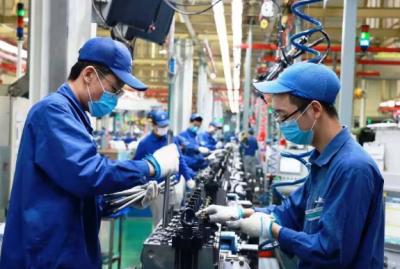 """山东企业复产复工在行动 """"真金白银""""政策减轻企业负担"""