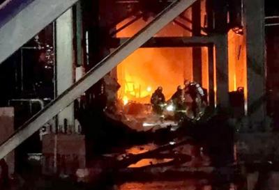 辽宁葫芦岛一企业发生爆炸 已致2死6伤3失联