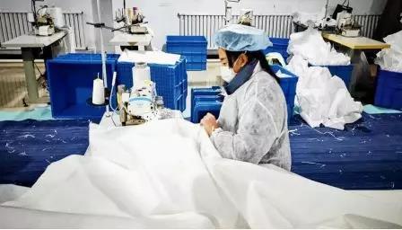 通用技术集团中国医药打造产供销闭环 全力推进医用防护服供应