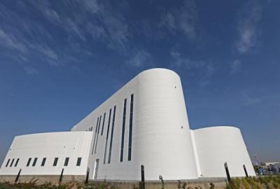 世界上最大3D打印建筑于迪拜落成 内部细节精美