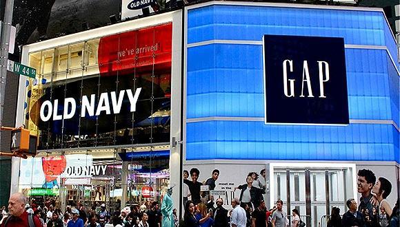 Gap旗下Old Navy3月1日撤出中国 快时尚来得快去的也快