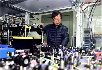 中科大潘建伟团队成功实现相距50公里光纤存储器间的量子纠缠