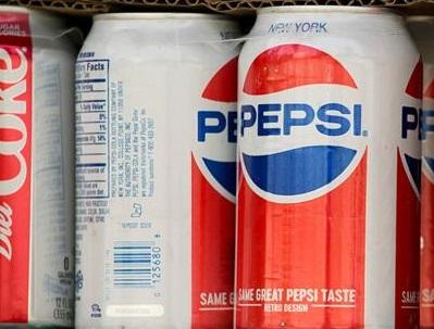 百事可乐四季度利润暴跌74%,总收入为206.4亿美元