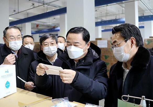 国机集团转产口罩生产 助力企业抗疫期间复工复产