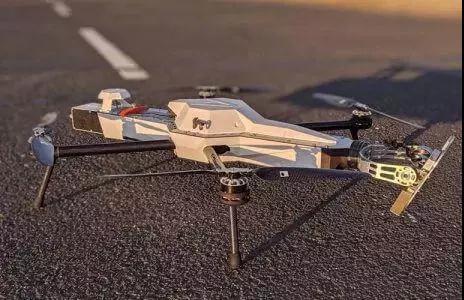新型自动化工业检测无人机:能够完全自主飞行